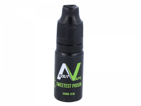 About Vape - Aroma Sweetest Poison 10ml