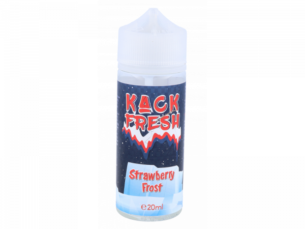 Kack Fresh - Aroma Strawberry Frost 20ml