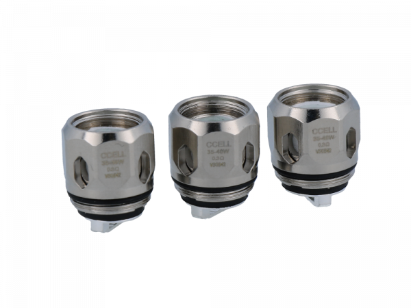 Vaporesso GT Ccell 2 0,3 Ohm Heads (3 Stück pro Packung)
